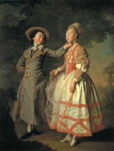 Е.Хрущова и Е.Хованская