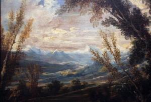 Пейзаж с пастухами