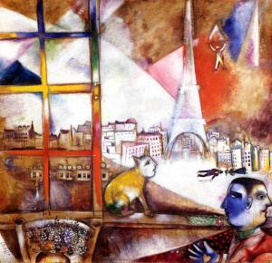 Marc-Chagall-progulka
