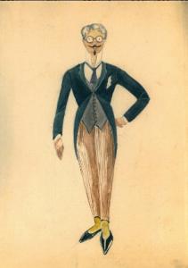 Эскиз костюма5