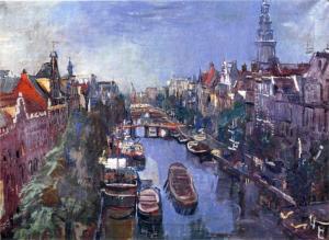 Амстердам 1925