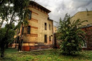 Дом Форостовского П. П. Флигель