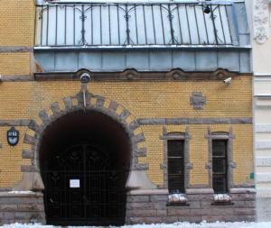 foto4a osobnyak forostovskogo. fragment fasada s zimnim sadom 0