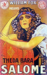 Salome, 1918 - Poster