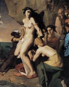Андромеда и Нереиды