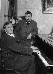 Шаляпин и Куприн (1)