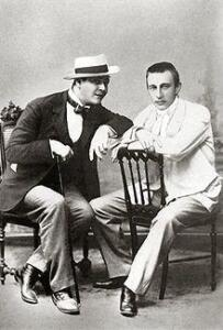 220px-Chaliapin and Rachmaninoff