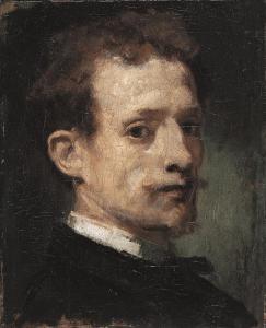Автопортрет 1860